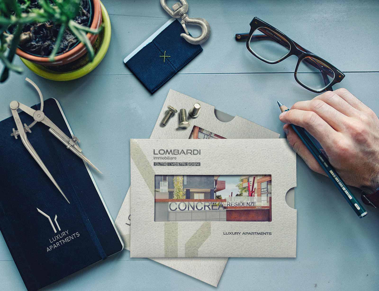 Progetto lombardi a5 studio portfolio render 3d - Lombardi immobiliare ...